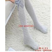 【買一送一】兒童長筒襪夏季薄款純棉透氣過膝長襪子公主襪【齊心88】