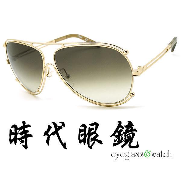 【台南 時代眼鏡 CHLOE】太陽眼鏡 CE121S 743 法國時尚 巴黎的浪漫與自信 Chloé 公司貨開發票
