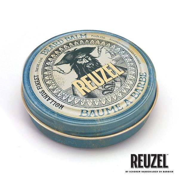 REUZEL Beard Balm 保濕造型鬍鬚蠟 35g (原廠公司貨)【Emily 艾美麗】