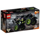 LEGO樂高 Technic系列 Monster Jam® Grave Digger®_LG42118