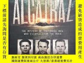 二手書博民逛書店Escape罕見from Alcatraz: The Myste