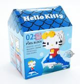 【金玉堂文具】Hello Kitty 可愛海豚小積木組 三麗鷗