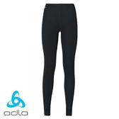 瑞士 ODLO Warm 排汗保暖型內搭褲 女款 黑 #152041