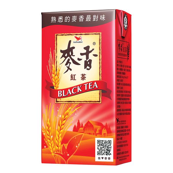 【免運直送】統一麥香紅茶 300ml-3箱(72入)*黑貓配送*【合迷雅好物超級商城】
