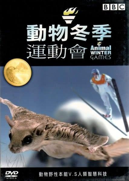 BBC 動物冬季運動會 DVD (購潮8)