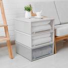 星星小舖  收納箱 组合 透明 抽屉 收納盒  IKEA 無印風 抽屜櫃 鞋子收納櫃 衣物整理盒 收納抽屜