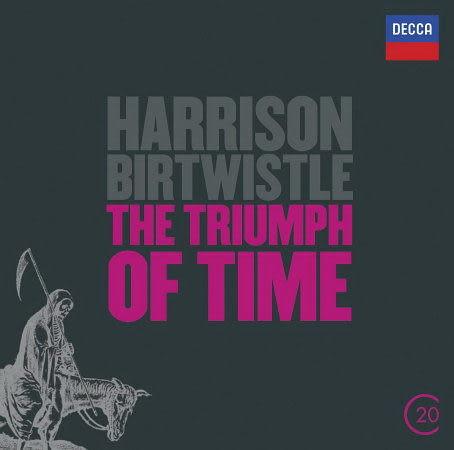 伯特威斯妥:時間之勝利 CD BIRTWISTLE: The Triumph of Time 曼徹斯特樂派史特拉汶斯基梅湘瓦瑞斯