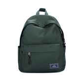 後背包-經典水洗防潑水後背包-綠色-6296-8- J II