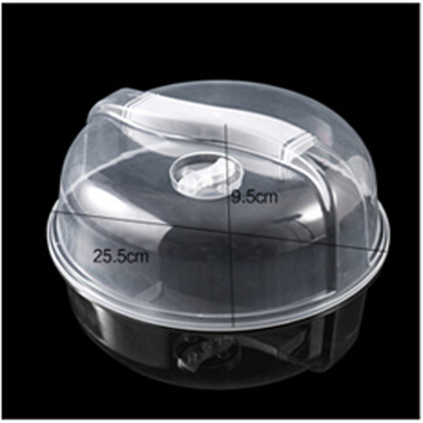 微波爐加熱蓋 冰箱碗碟保鮮蓋子 微波爐專用加熱防油蓋 廚房保鮮罩【SV6680】BO雜貨