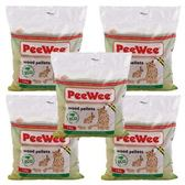 PeeWee 必威 強效松木砂/貓砂 3kg X 5包