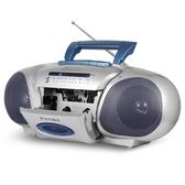 熊貓便攜式教學用錄音機老式學生英語學習放磁帶的收音播放機收錄懷舊【快速出貨八折搶購】