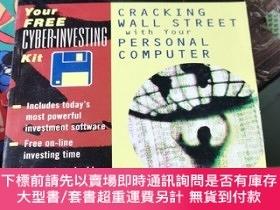 二手書博民逛書店Cyber-investing:罕見cracking Wall Street with your personal
