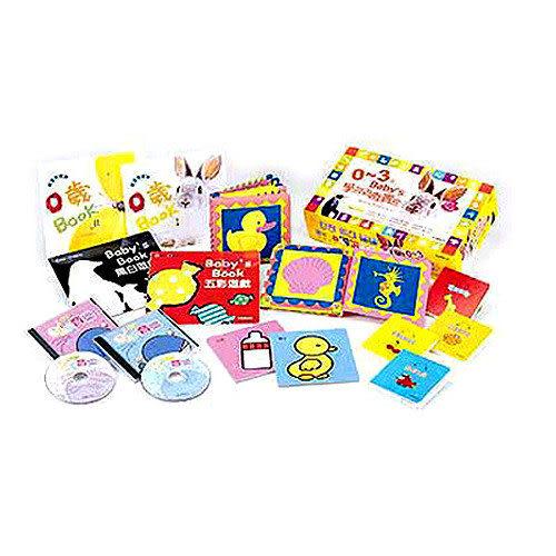 【奇買親子購物網】0~3歲Baby s學習遊戲寶盒