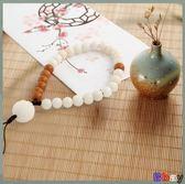 [Bbay] 手機掛繩 短款 菩提 古風 掛件 中國風 掛飾 手機鍊