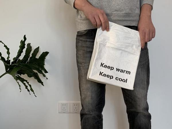 MORE THAN PAPER杜邦紙保溫便當包便當袋手拿包防水耐撕柔軟輕薄