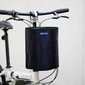 折疊自行車車筐加厚帆布車籃單車籃子滑板電動車車簍防水車前筐YYP 蜜拉貝爾