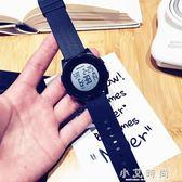 手錶男 型男潮潮流韓版簡約運動男女手錶時尚電子錶數字式防水夜光超薄學生手錶  igo