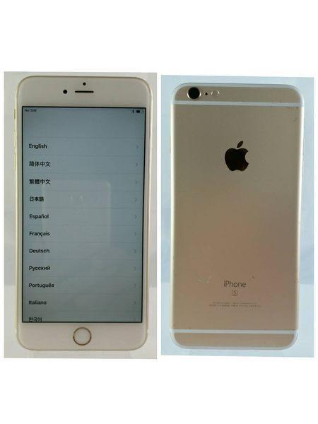 ☆胖達3C☆#16 APPLE IPHONE 6S PLUS I6S+ 16G 金 85%新 A1687 高價收購手機