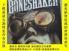 二手書博民逛書店英文原版罕見Bone Shaker by Cherie Priest 著Y278082 Cherie Prie