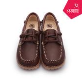 【A.MOUR 經典手工鞋】舒適休閒鞋 - 咖 / 休閒鞋 / 進口小牛皮 / 舒適鞋 / DH-7861