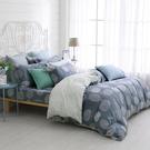 鴻宇 雙人床包薄被套組 天絲300織 小森林 台灣製M2685