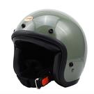 【東門城】EVO 智同 CA-309 騎士復古帽精裝版(綠) 小頭帽