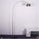 110V-220V 簡約現代落地燈創意客廳書房臥室麻將釣魚燈--不送光源