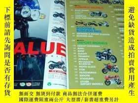 二手書博民逛書店ALL罕見Motorcycle (Motorbike Bike) in Japan 2009 photo book