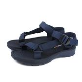 G.P (GOLD PIGEON) 阿亮代言 涼鞋 靛藍色 男鞋 G0799M-20 no248