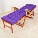 摺疊躺椅 辦公室躺椅摺疊午休竹椅陽台家用休閒睡椅老人單人夏季午睡沙灘椅 果果輕時尚NMS