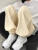時尚寬鬆束腳闊腿褲百搭顯瘦燈芯絨休閒褲女 【傑克型男館】