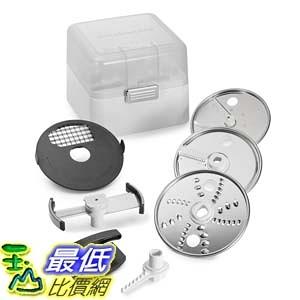 [美國直購] KitchenAid 食物處理器配件 KSMFPAEP Food Processor Accessory Kit for Model KSM1FPA