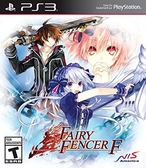 PS3 Fairy Fencer F 妖精劍士 f(美版代購)