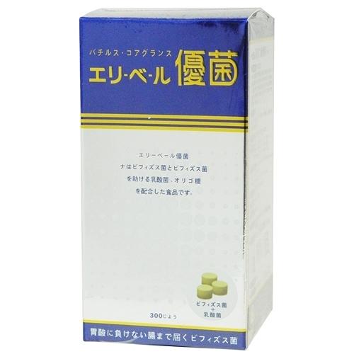 新愛力寶優菌 300粒 [買2送1]【合康連鎖藥局】