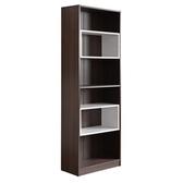 特力屋 PRO特選 諾斯ㄇ型層板書櫃  (採E1板材) BQ-W60 29.6x60x180cm