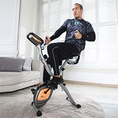 雷克XBIKE家用健身車磁控腳踏自行車折疊動感單車室內小器材 酷男精品館