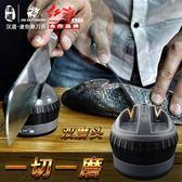 磨刀石 漢道迷你快速磨刀器家用磨刀石定角多功能戶外磨刀神器磨刀棒菜刀