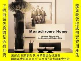 二手書博民逛書店Monochrome罕見HomeY364682 Kelly Hoppen Rizzoli 出版2002