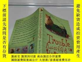 二手書博民逛書店trouble罕見according to humphrey 漢弗萊說的麻煩.Y200392
