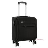 布箱行李箱 登機箱16寸輕便學生拉桿箱萬向輪女旅行箱密碼箱行李箱男布箱軟箱 8色