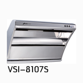 【系統家具】豪山 HOSUN VSI-8107SH 直吸式熱電流自動除油煙機-80CM