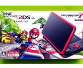 (現貨一臺) New Nintendo 2DS LL 瑪利歐賽車7 同捆主機