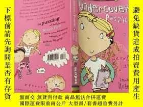 二手書博民逛書店Minnie罕見Piper: Undercover Puzzler (Starring Minnie Piper)