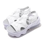 Nike 涼鞋 Air Max Koko Sandal 白 氣墊 增高 厚底 涼拖鞋 女鞋 【PUMP306】 CI8798-100
