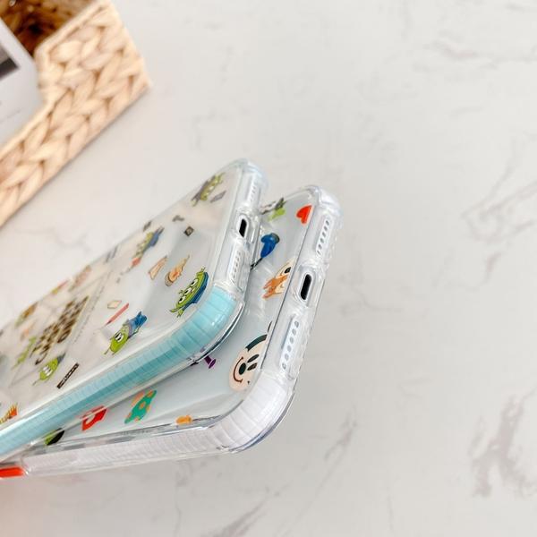 iPhone12 蘋果手機殼 預購 可掛繩 可愛萊恩三眼仔 矽膠軟殼 i11/iX/i8/i7/SE