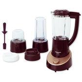 ★Panasonic 國際牌★1300ml玻璃杯果汁機(附研磨杯、隨手杯) MX-XT701