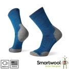 【SmartWool 美國 男 Phd 戶外輕量減震中長襪《海王星藍》】SW001069/保暖/戶外/運動襪