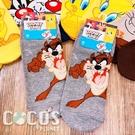 華納 樂一通系列 大嘴怪兔巴哥翠迪鳥 短襪 造型襪 襪子 直版襪 I款 COCOS SO040
