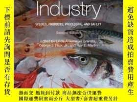 二手書博民逛書店The罕見Seafood Industry: Species, Products, Processing, and