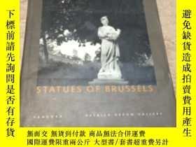 二手書博民逛書店the罕見monuments and statues of br